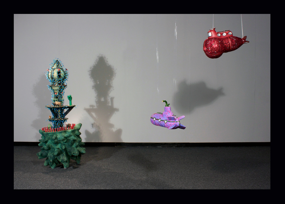 Arcane Allegory with Submarines 2011