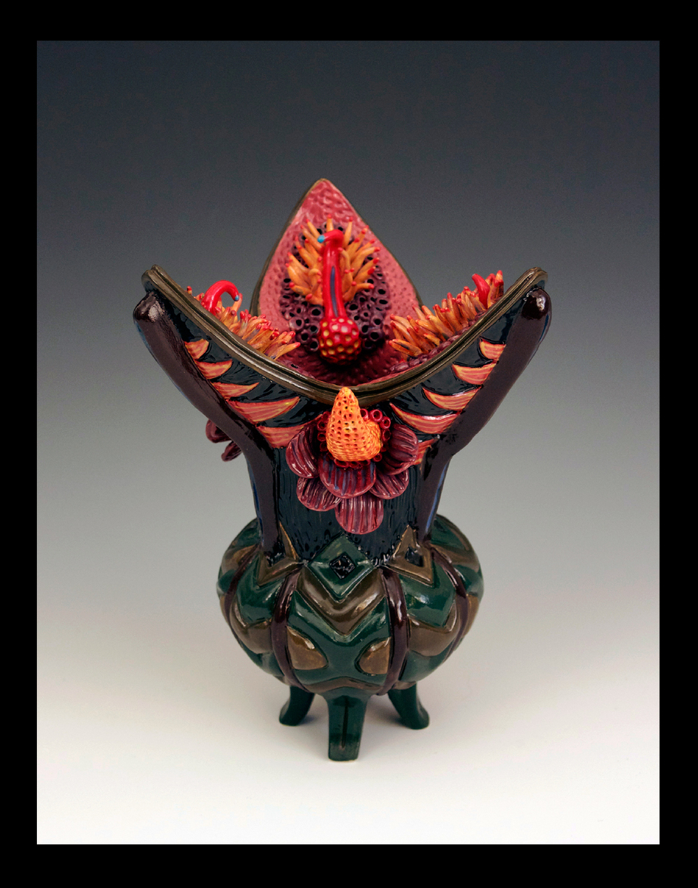 Carnivorous Vase 2014