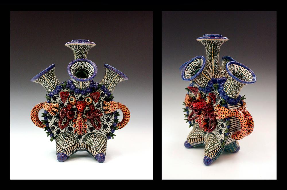 Beast Vase, 2015
