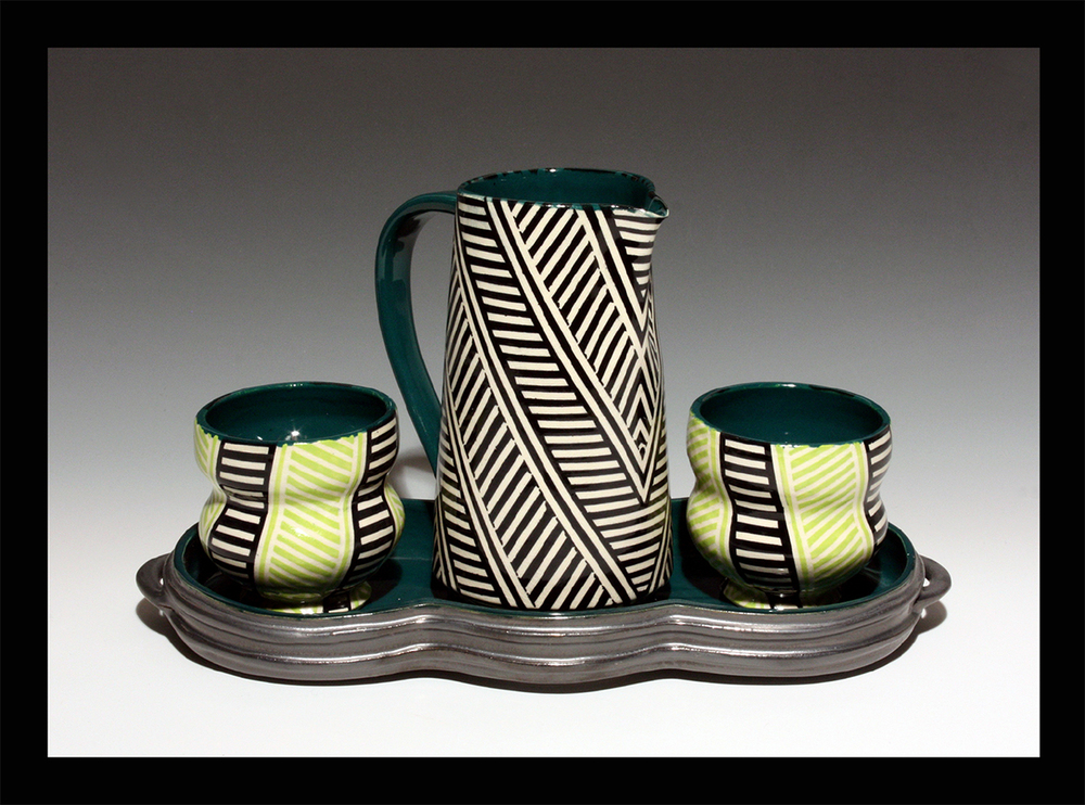 Pitcher Set, 2015