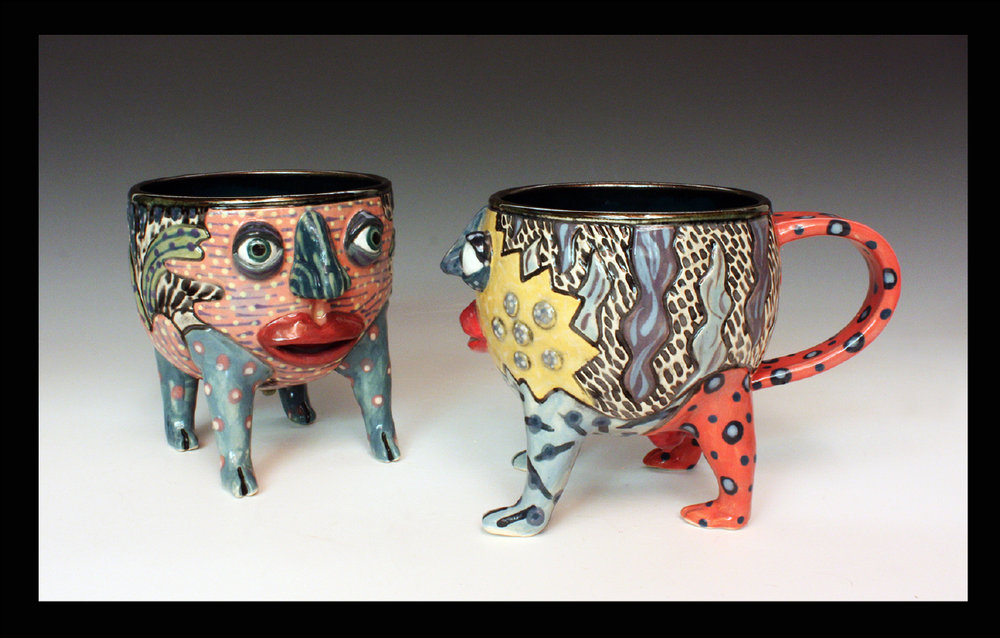 Monster Mugs, 2017