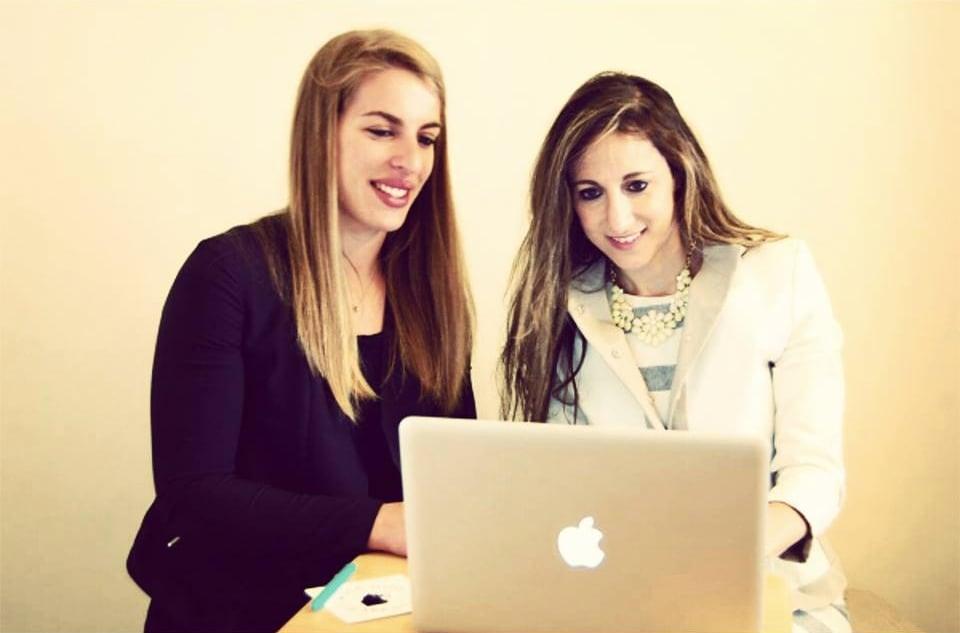 Co Founders - Jen Simonson & Allison DiRienzo