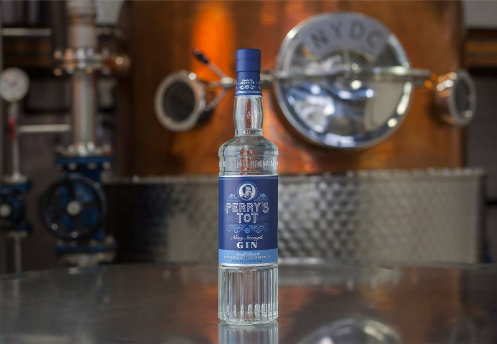 Perry's Tot Gin