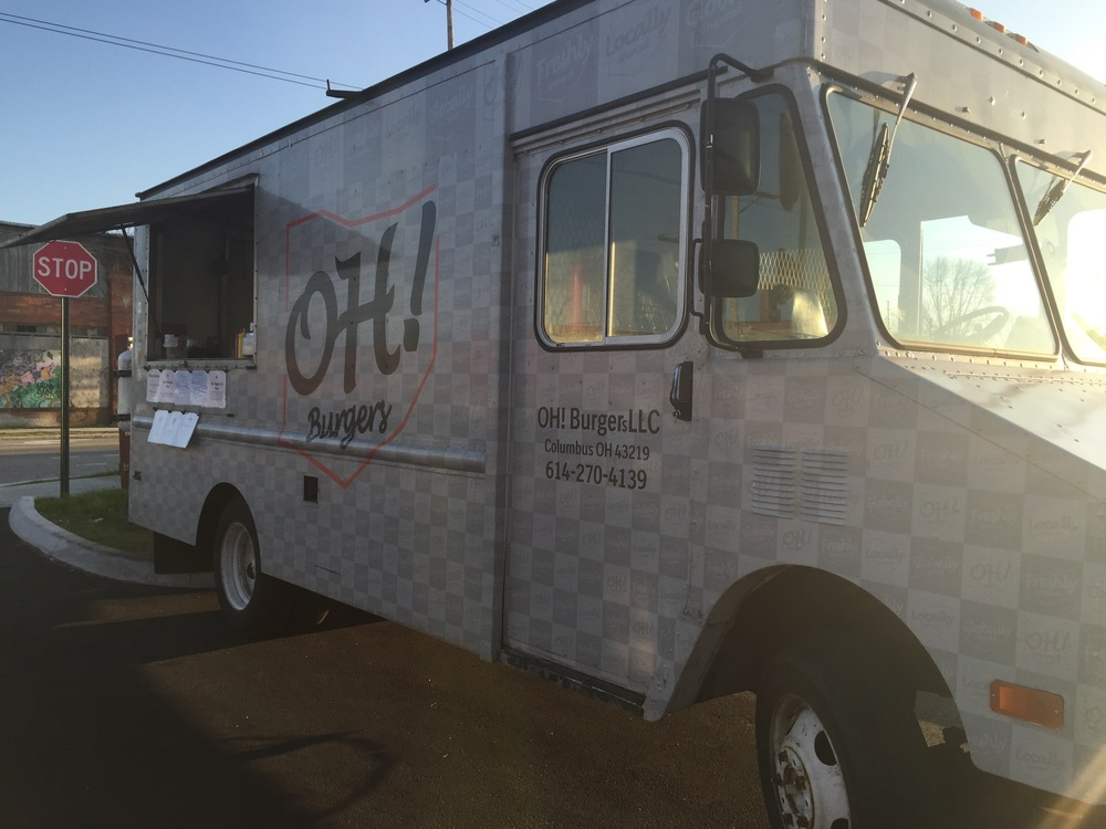 OH! Burgers Food Truck