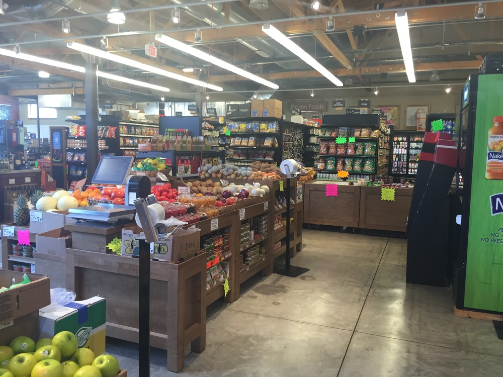 Take a look inside The Hills Market Downtown