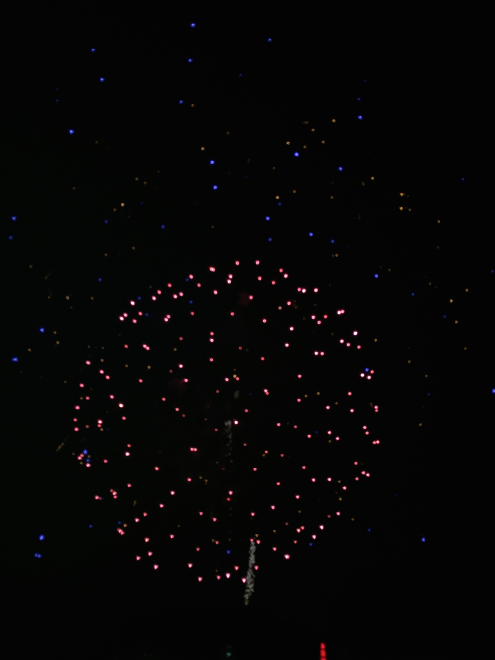 Westerville fireworks were beautiful!