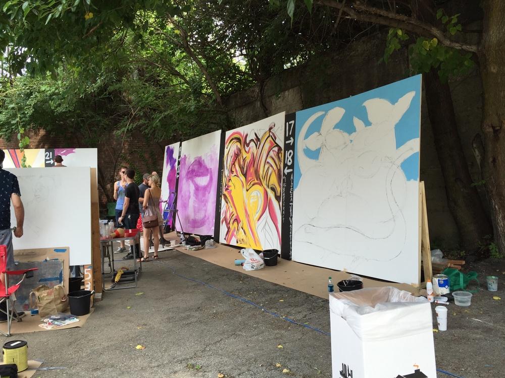 Urban Art Scrawl 2015