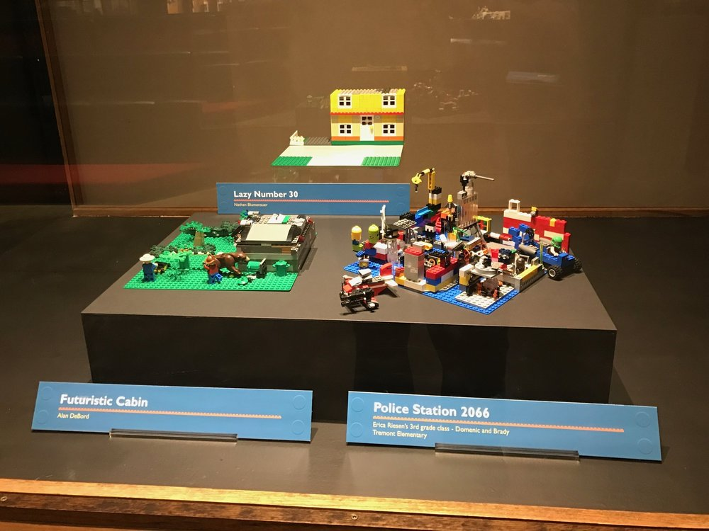 Ohio History Center: 2016 Lego Design Challenge: 50 Years Past, 50 Years Future