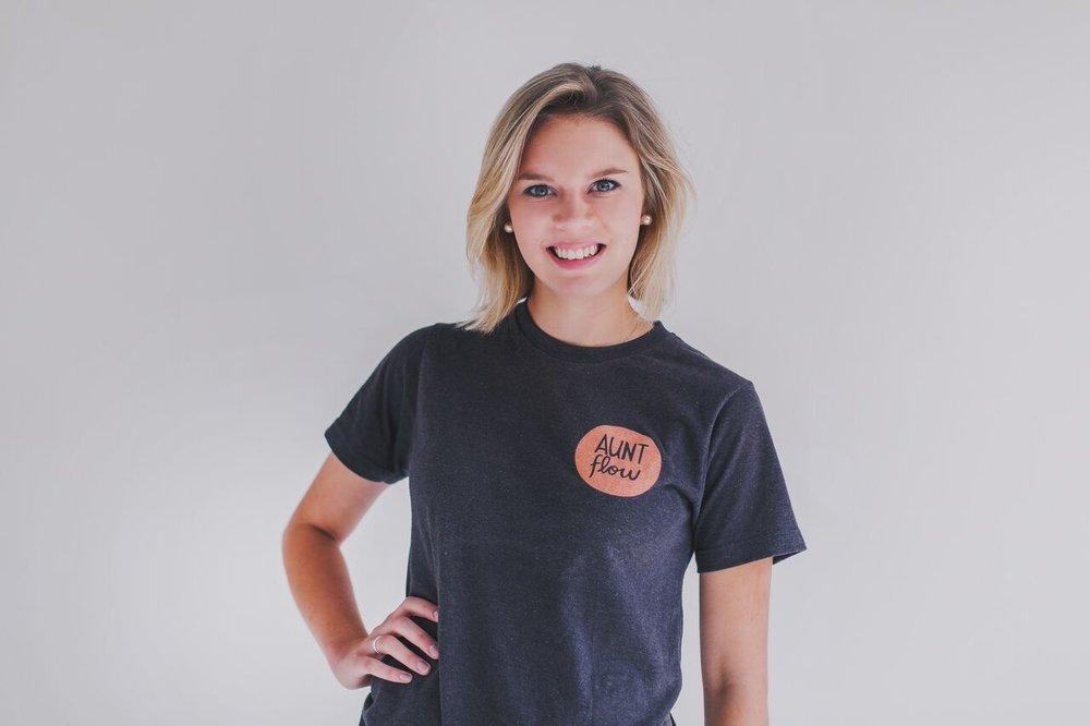 Claire Coder - Founder, Aunt Flow