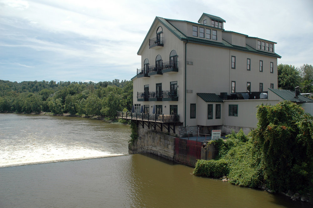 Morgan County - Stockport Mill After Renovation