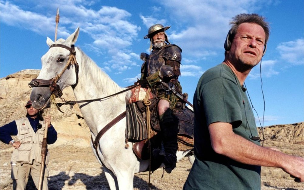 """""""I want to know when we're f*d in advance, not in the middle of a shoot."""" -Terry Gilliam"""