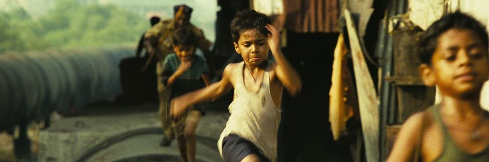 The film 'Slumdog Millionaire' used both film and digital cameras, and utilized five different film stocks to convey the disparity of place within the narrative. Its reception and multiple awards were seen as an advance in the prospect of utilizing digital for major motion pictures.