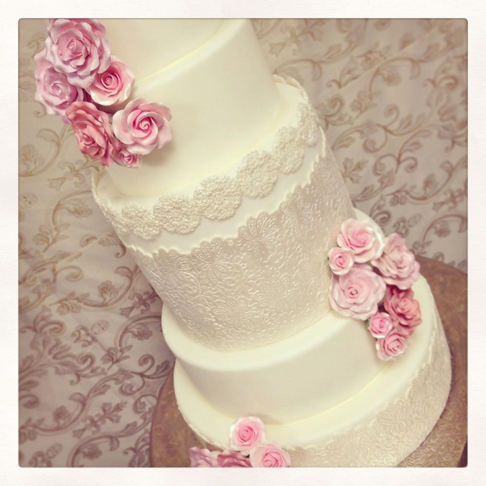 Wedding Cakes — The Vintage Cake