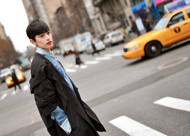 Photographer Naoko Takagi Stylist Eri Ikeyama Make up Kodo Nishimura Hair Suguru Sato Production Edited NY Model Cara Jimenez 02