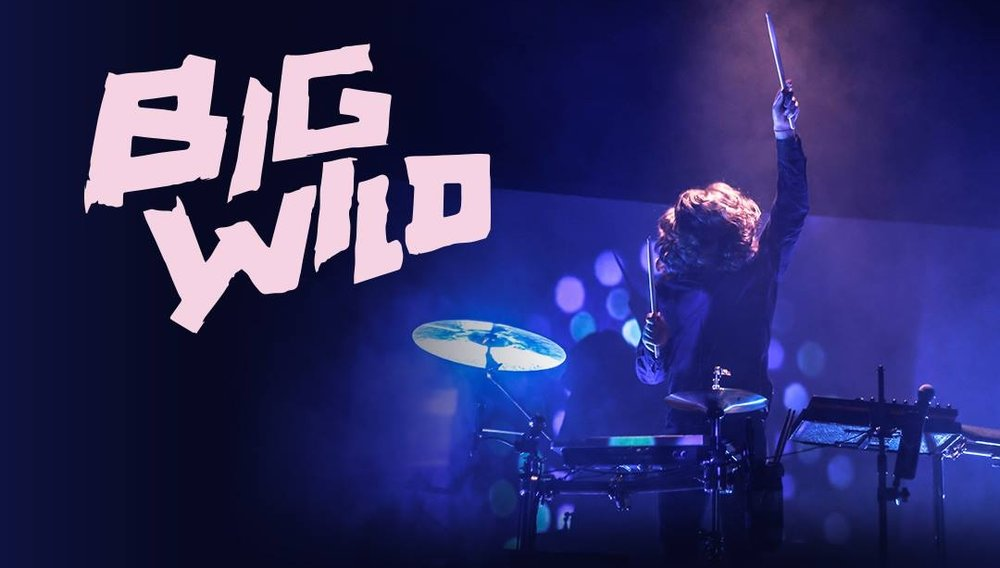 Big Wild is playing a bunch of festivals this summer! Hope to see some of you groovy souls there! Grab tickets  here !   7.14.17 - 7.16.17 - Northern Nights - Piercy, CA  7.29.17 - CrossroadsKC - Kansas City, MO   8.11.17 - 8.13.17 - Summerset Music Festival - Somerset, WI  8.12.17 - 8.13.17 - Moonrise Festival - Baltimore, MD   8.18.17 - 8.19.17 - Pretty Lights E8 - Chicago, IL  8.18.17 - 8.20.17 - UpNorth Festival - Copemish, MI   9.01.17 - 9.03.17 - Bumbershoot Music Festival - Seattle, WA   9.15.17 - 9.17.17 - The Meadows Festival - Flushing, NY   9.22.17 - 9.24.17 - Life is Beautiful - Las Vegas, NV   9.30.17 - Red Rocks Amphitheatre - Morrison, CO   10.06.17 - 10.08.17 - Austin City Limits - Austin, TX   10.13.17 - 10.15.17 - Austin City Limits - Austin, TX   10.21.17 - Live Out Festival - Monterrey, NL, Mexico  10.27.17 - 10.29.17 - Suwannee Hulaween - Live Oak, FL