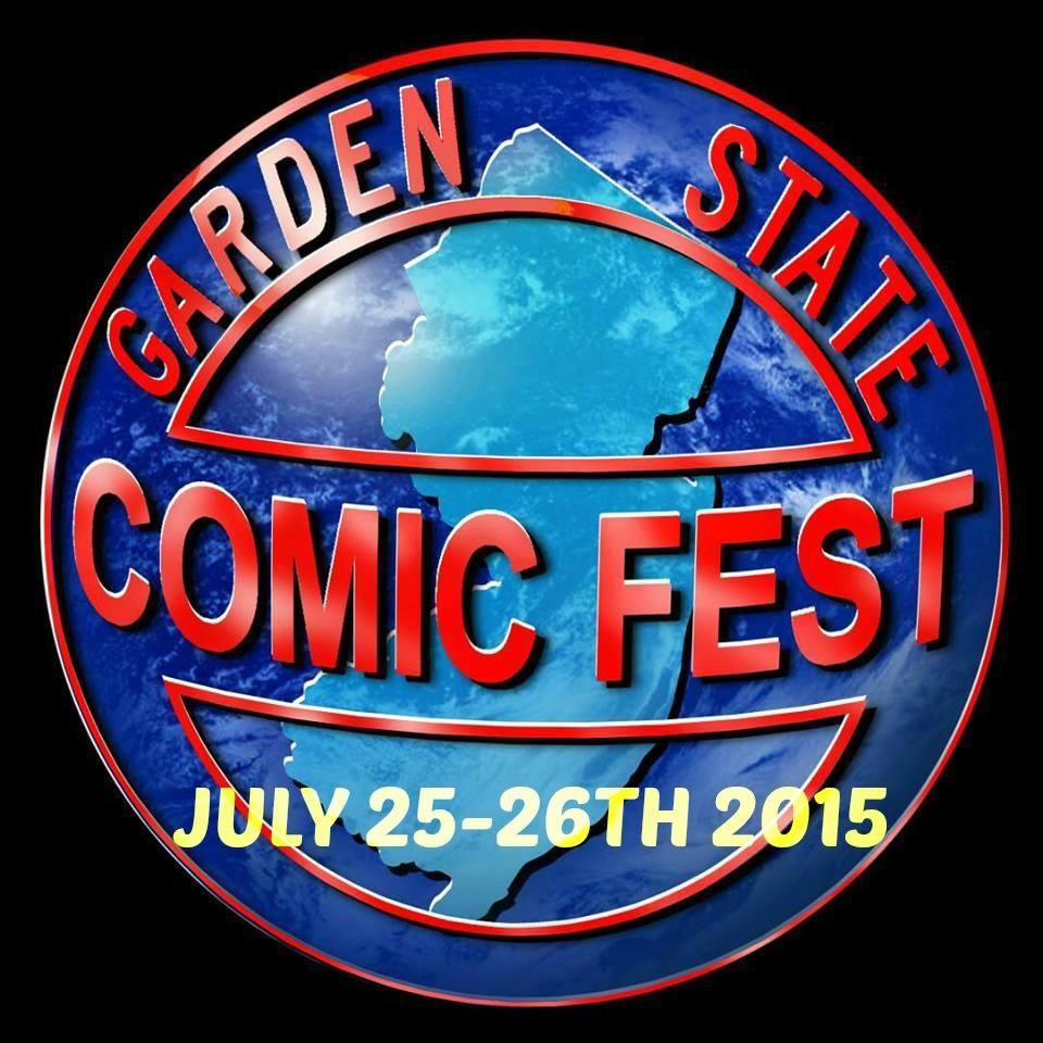 Garden State Comic Fest!