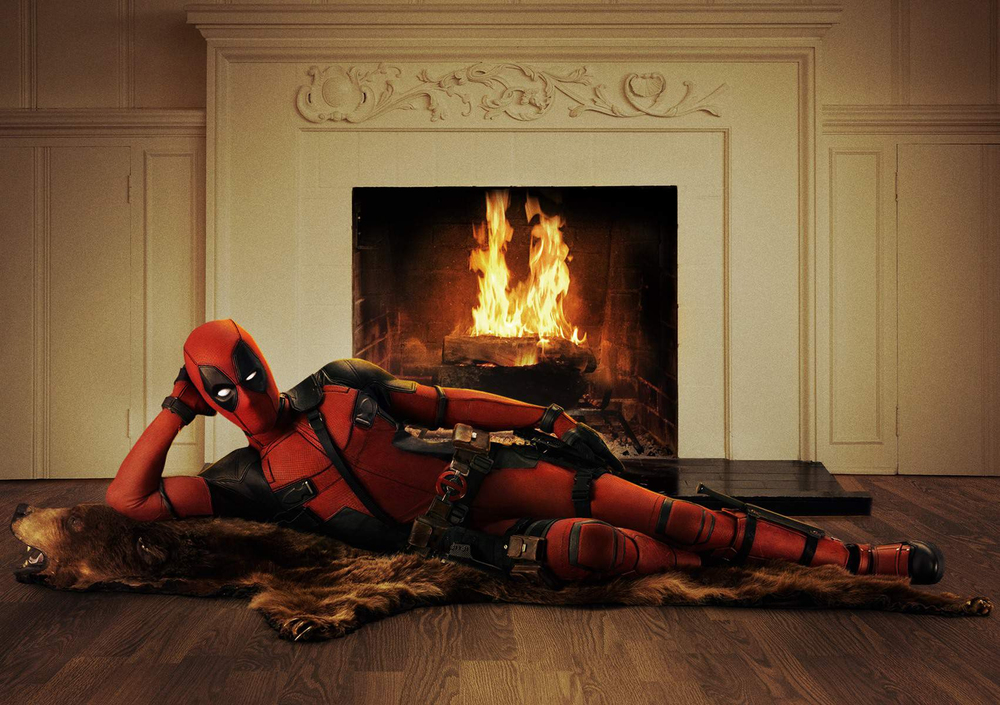 Ryan Reynolds as Deadpool First Look
