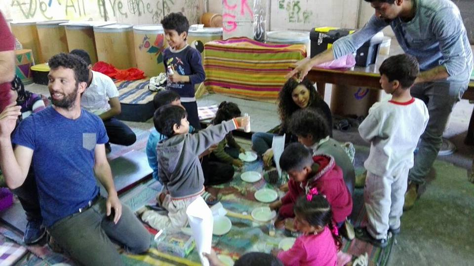 Children's Activity, Lesbos