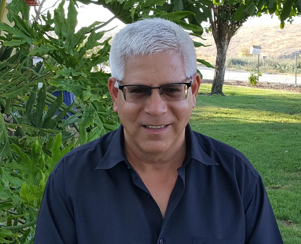 Dr Eitan Shahar
