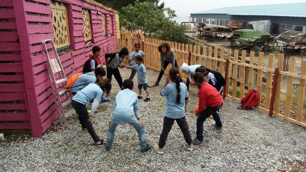 OHF School Outdoor Activity