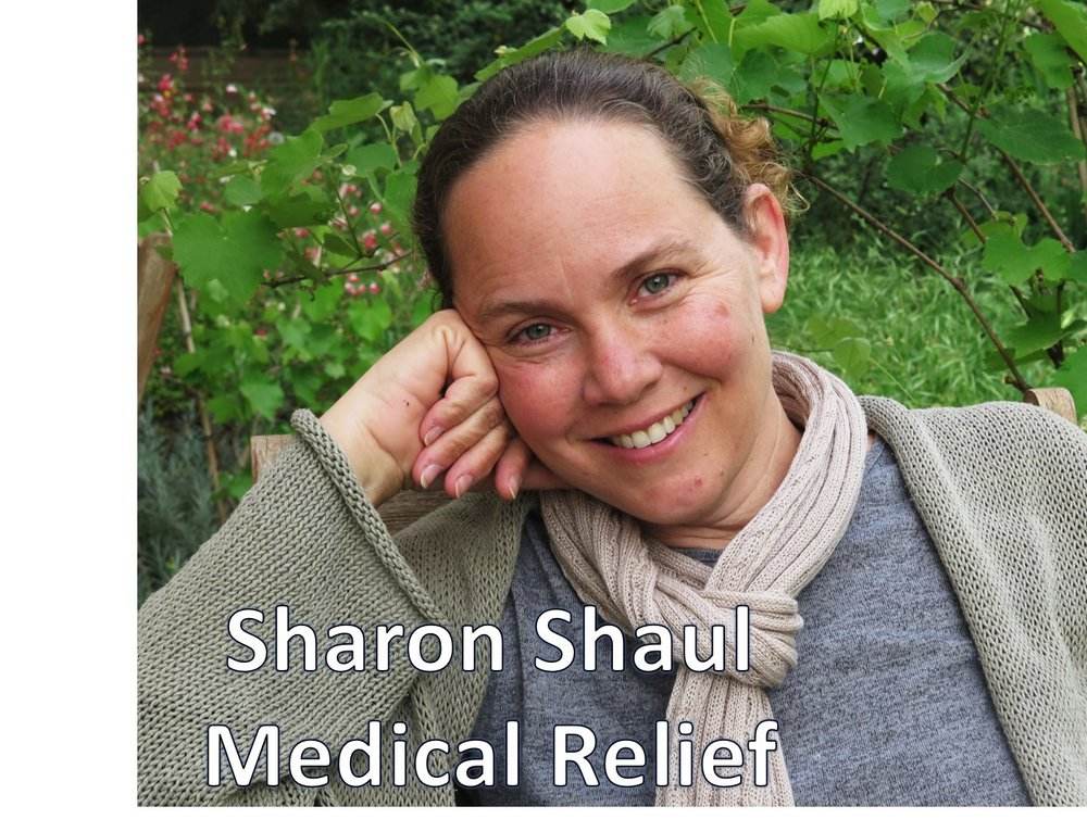 "Dr. Sharon Shaul  is a graduate of Tel Aviv University's Faculty of Medicine and a long-standing member of Natan's Board of Directors. Dr. Shaul heads Natan's medical relief activities.  Within two days of hearing about the earthquake in Nepal Dr. Sharon Shaul, a family doctor and mother of four, had dropped everything and boarded a plane to Kathmandu.  In recent years she has taken part in the following Natan international aid operations:  2010 - Head of aid mission to Haiti, following the earthquake  2013 - Lead medical relief operations in the Philippines, following the typhoon Yolanda 2015 - Aid delegation to Nepal following the earthquake; 2016 - Establishment of a primary clinic for refugees in the transit camp in Presevo, Serbia. In Sharon's words: ""I believe the most important thing is to have respect for the local people. We can't fully understand what the daily lives of the people will be like after we leave. So we always listen and respect the local people."""