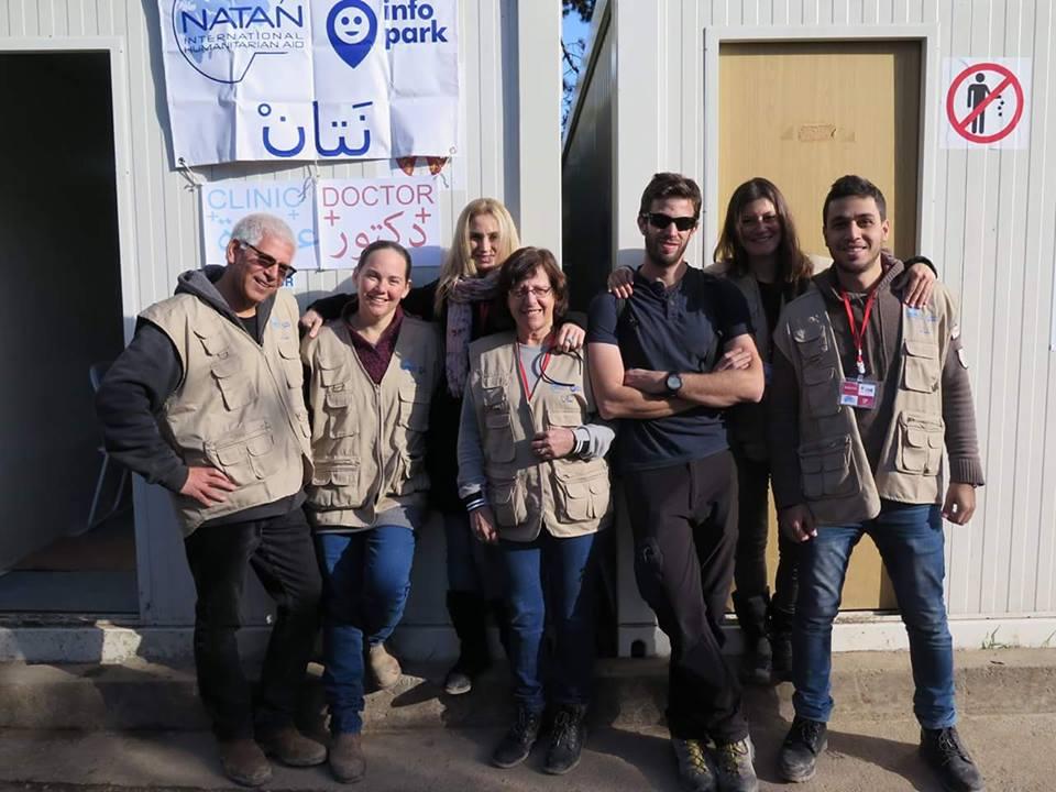 Natan Team, InfoPark, Presevo Serbia