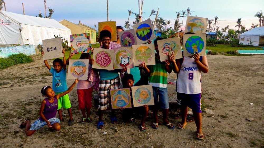 Children's Art Project, Philippines