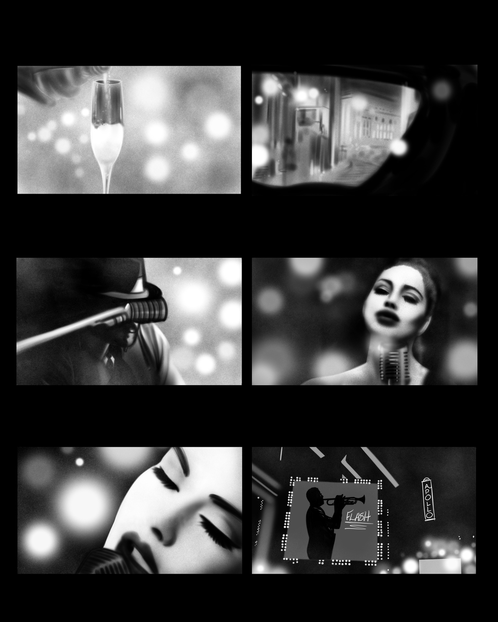 Jazz Storyboard #2