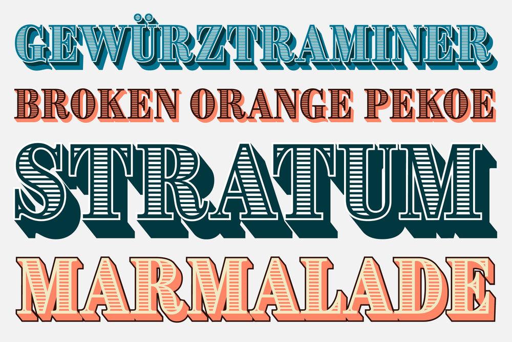 Brim Narrow Font