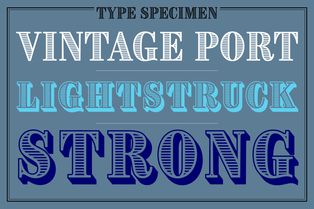 Brim Combined Font