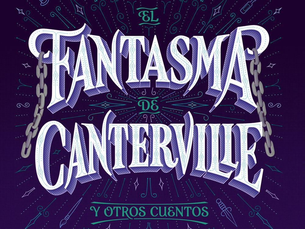 El Fantasma De Canterville – Book Cover