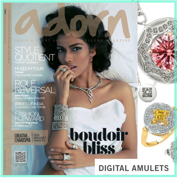 Adorn Magazine_July-August 2014_Nurture By Reena_Reena Ahluwalia