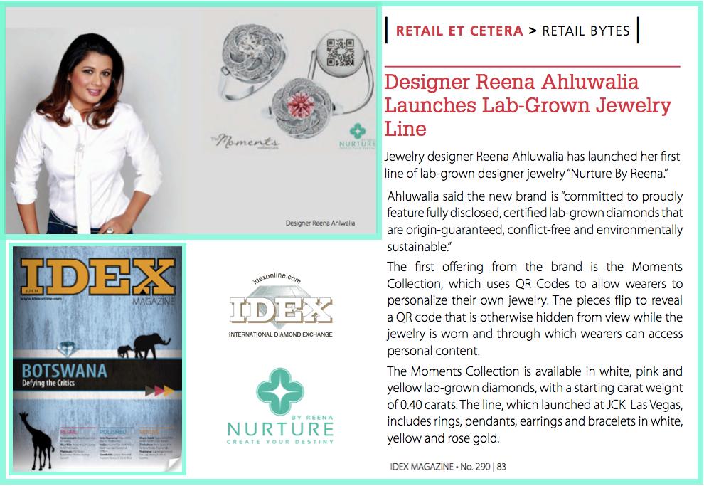 Idex Magazine_Reena Ahluwalia_NurtureByReena_June 2014