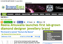 DIAMOND WORLD | May 7, 2014