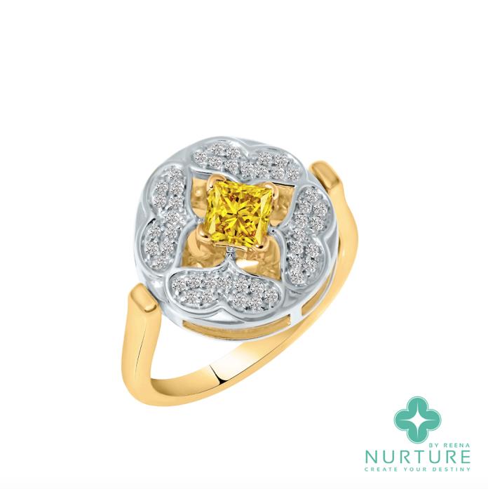 Galium ring_NurtureByReena_ReenaAhluwalia_yellow