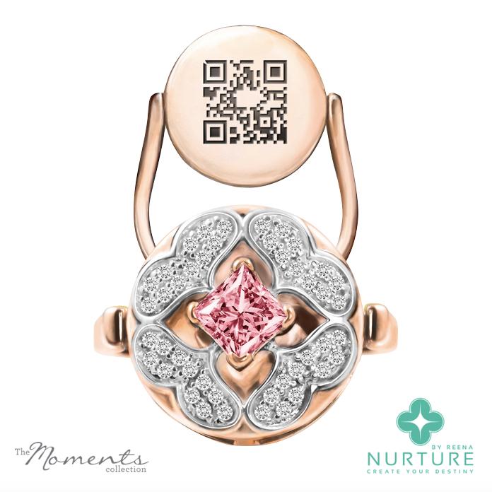Galium ring_NurtureByReena_ReenaAhluwalia_Pink_1