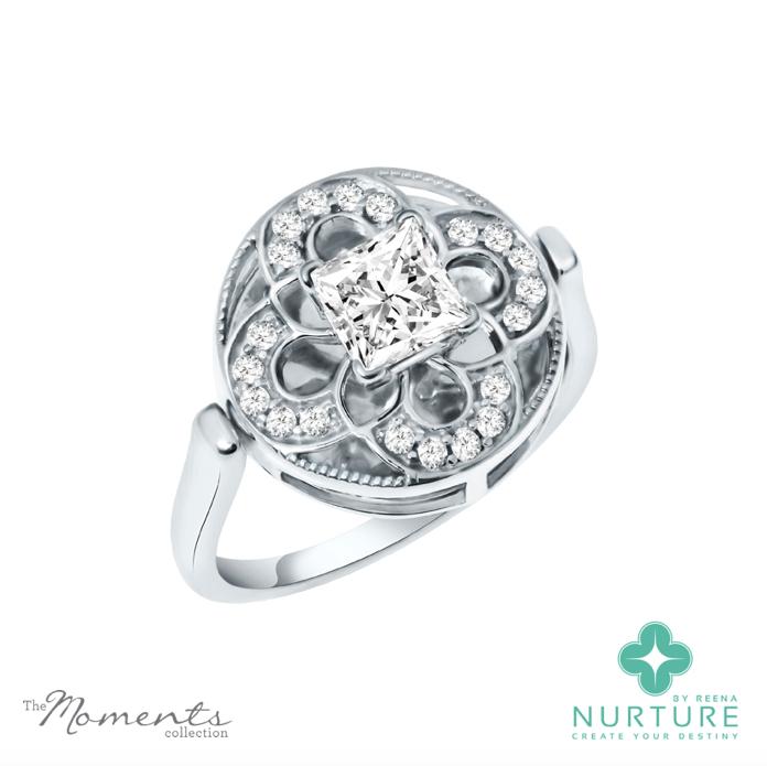 Cardamine ring_NurtureByreena_ReenaAhluwalia_Colorless lab-grown diamonds1