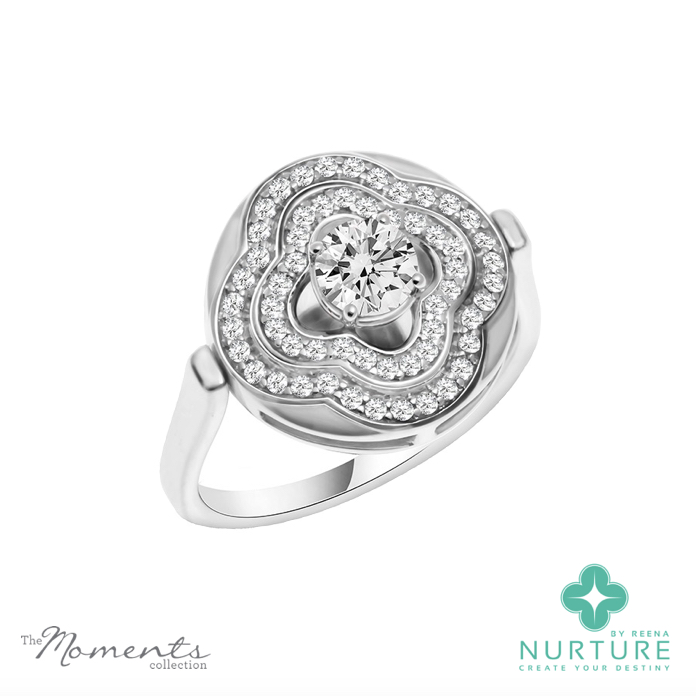 Primrose ring_NurtureByreena_ReenaAhluwalia_Colorless lab-grown diamonds1