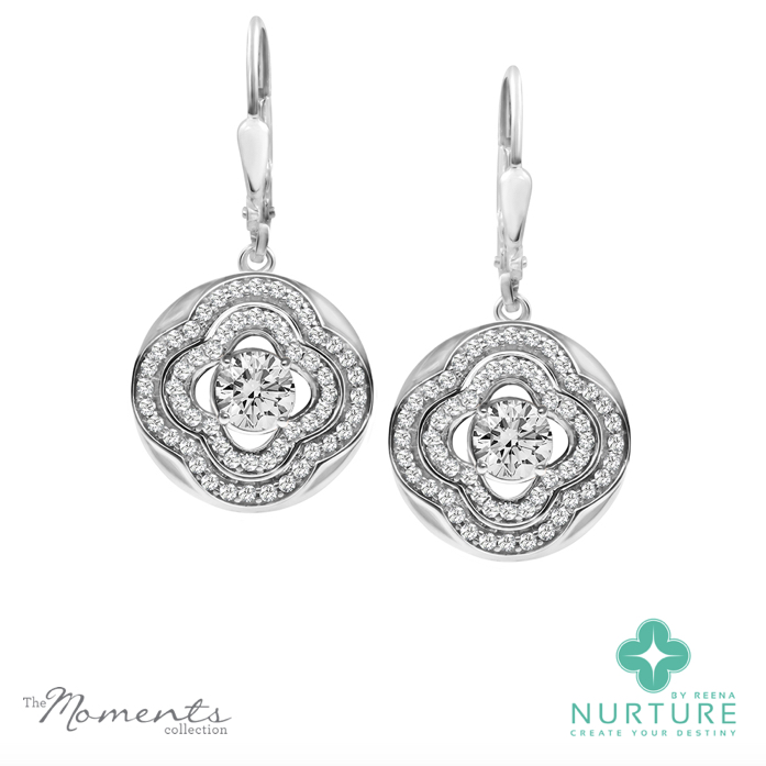Primrose earrings_NurtureByreena_ReenaAhluwalia_Colorless lab-grown diamonds