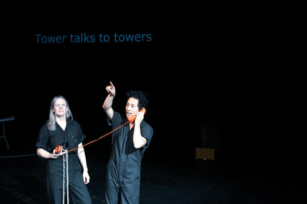 Erin Leddy & Takahiro Yamamoto. Photo Credit: Sarah Marguier