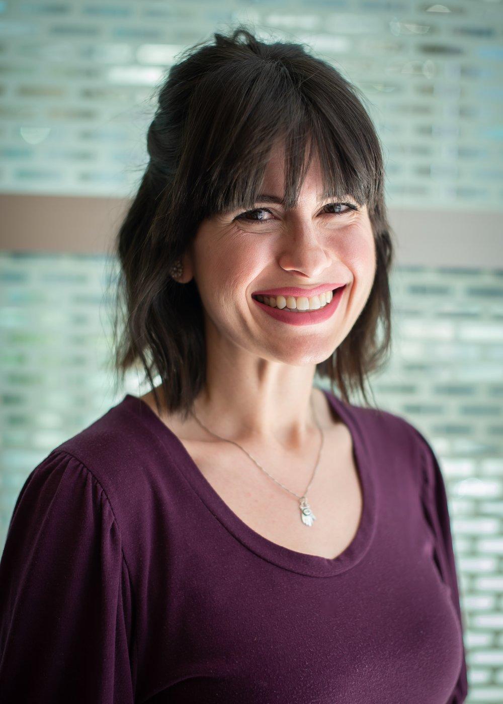 Alyssa Osprie, RN, CD (CONA)