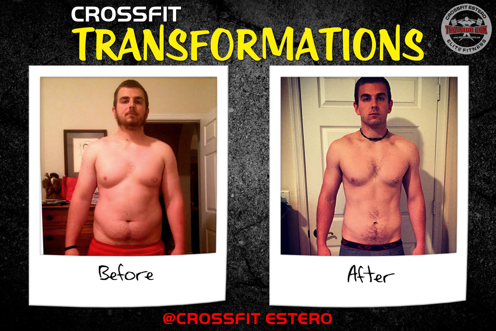 Success Stories CrossFit Estero Evolved Fitness