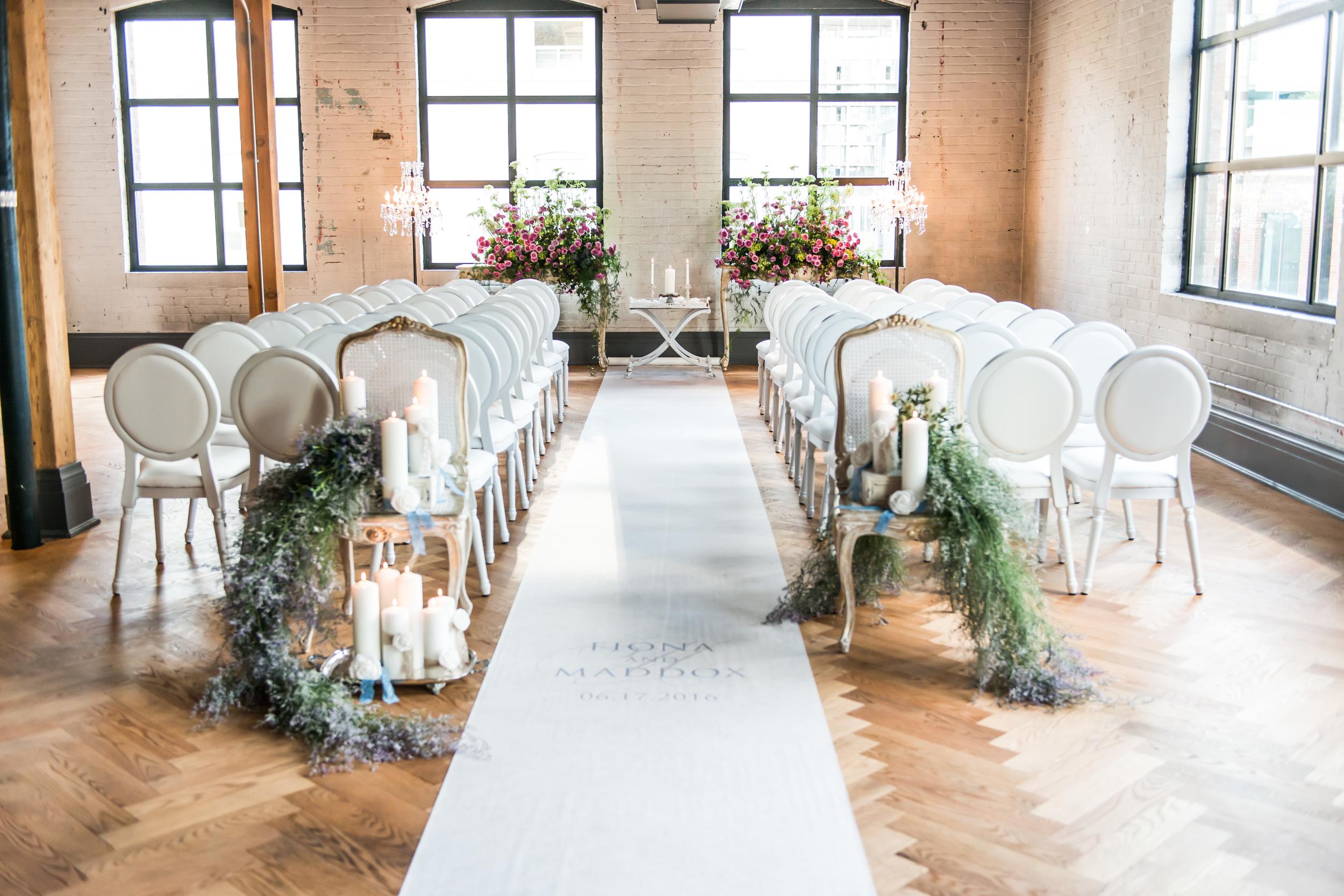 Inspirational Vintage Aisle Decorations – Wedding
