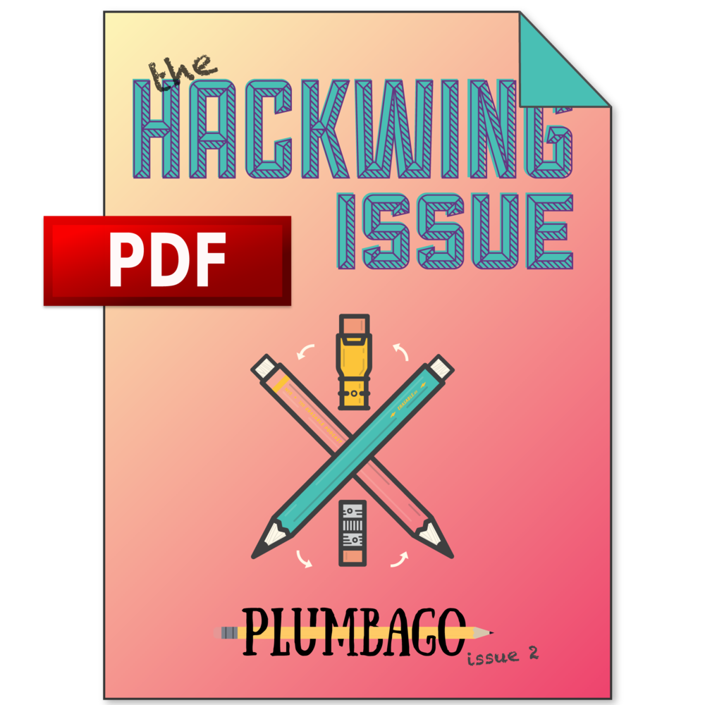 Pdf Download Of Plumbago Magazine Issue 2 The Erasable Podcast