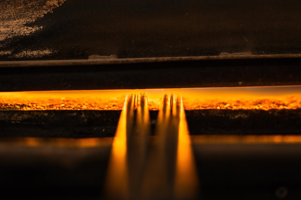 furnace anf metal