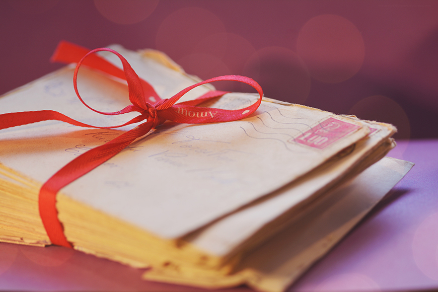 Let Love Surprise You – Love Letter