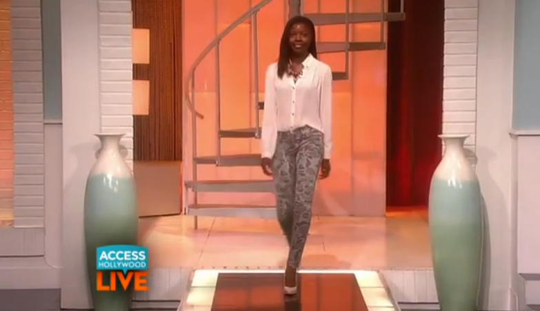 Access Hollywood: Fall Fashion Trends in Denim