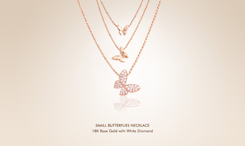 Small Butterflies Necklace RG.jpg