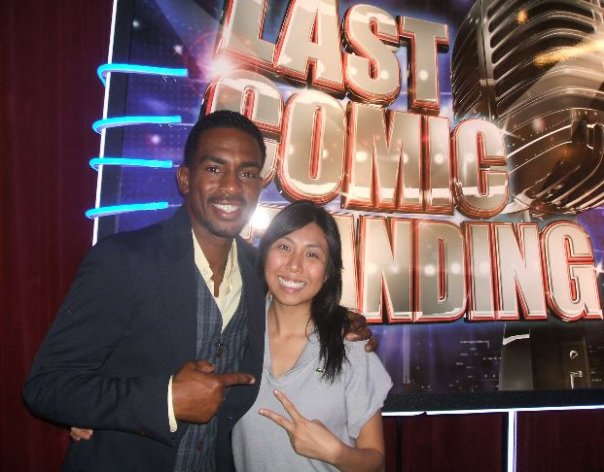 Bill Bellamy Last Comic Standing