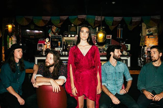 """WIN // We've got a double pass up for grabs to see @miltonesband at @blue_smoke_music_bar this Friday! Celebrating the release of their highly-anticipated new single """"Disappear"""", this soulful ballad """"tells a tale of the being caught in the same monotony of a loveless relationship. Head to our Facebook page to enter!"""